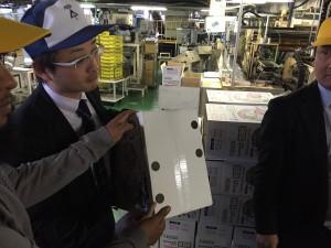 Mirai box taping innovation