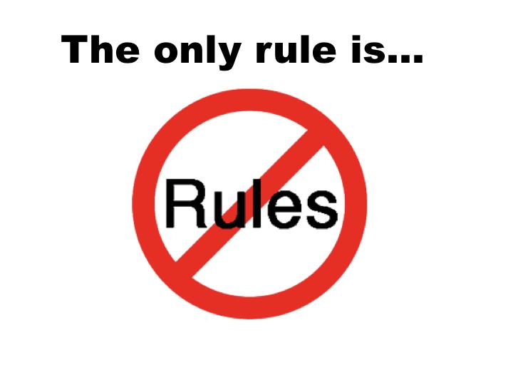 mirai - no rules