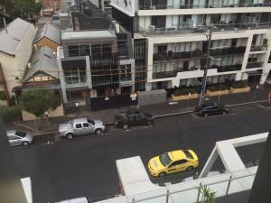 Harry's taxi