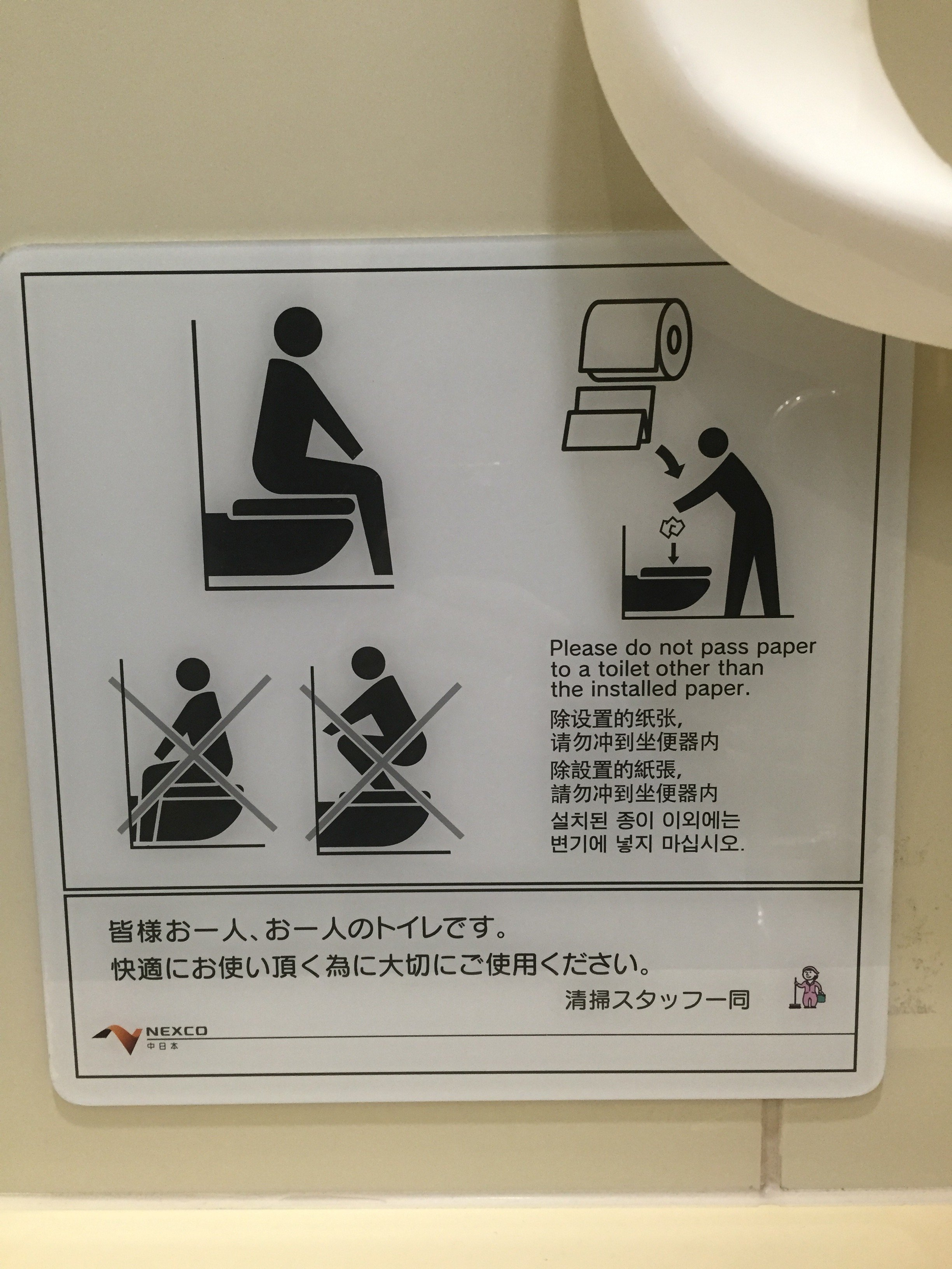 Japanese Public Restrooms Lean In Action Katie Anderson