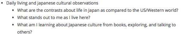 Questions from the beginning of the year.