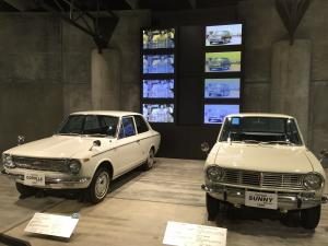1966 was a big year in the Japanese automotive industry. Toyota and Datsun went head-to-head to compete to win the popularity of the Japanese market. Yoshino said that this Corolla model was one of the first that he worked on.