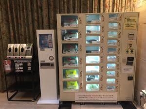 Hospital vending machine