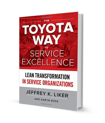 Interview with Jeff Liker: The Toyota Way to Service