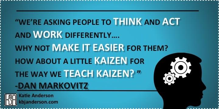 Dan Markovitz Quote 1