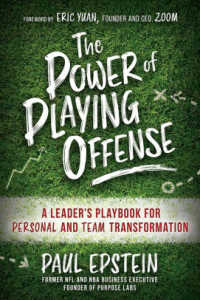 Book: The Power of Playing Offense