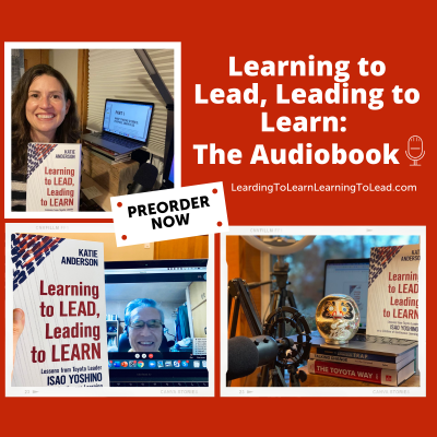 Learning to Lead Audiobook - 3 Lessons Learned